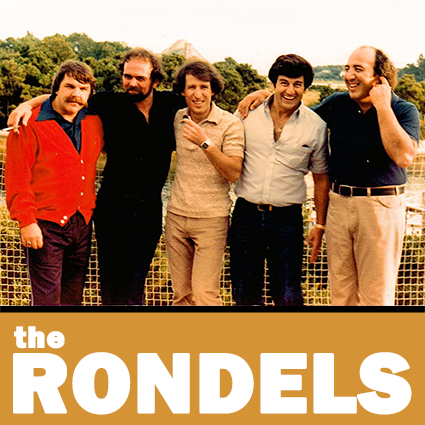 The Rondels - Cover Charge